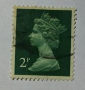 Queen Elizabeth II - Decimal Machin