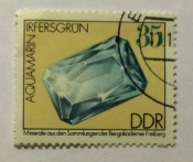 Aquamarine from Irfersgrün